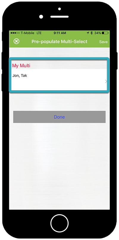 How do I pre-populate a Multi-Select element? – Zerion Software
