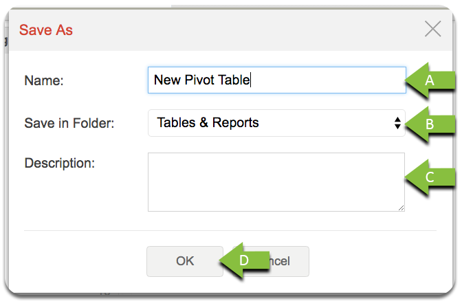 zerion reports pivot table