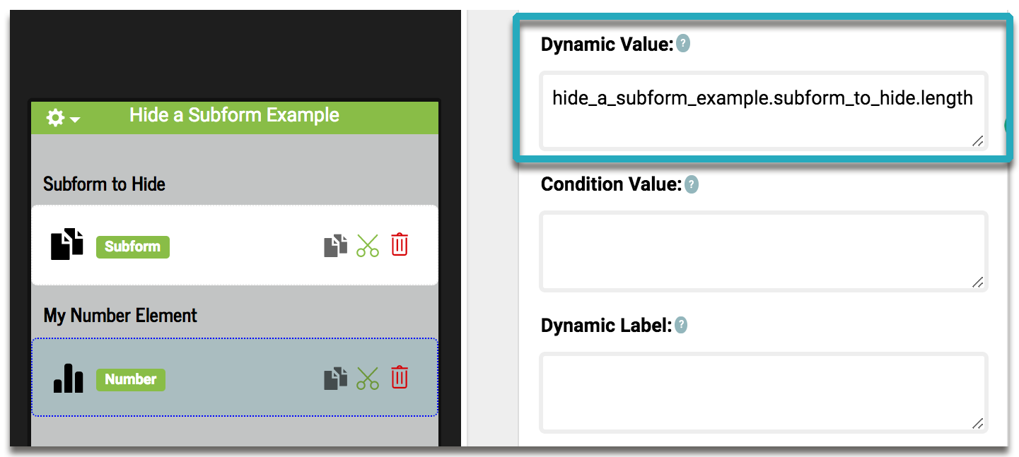 How do I hide a completed Subform? – Zerion Software