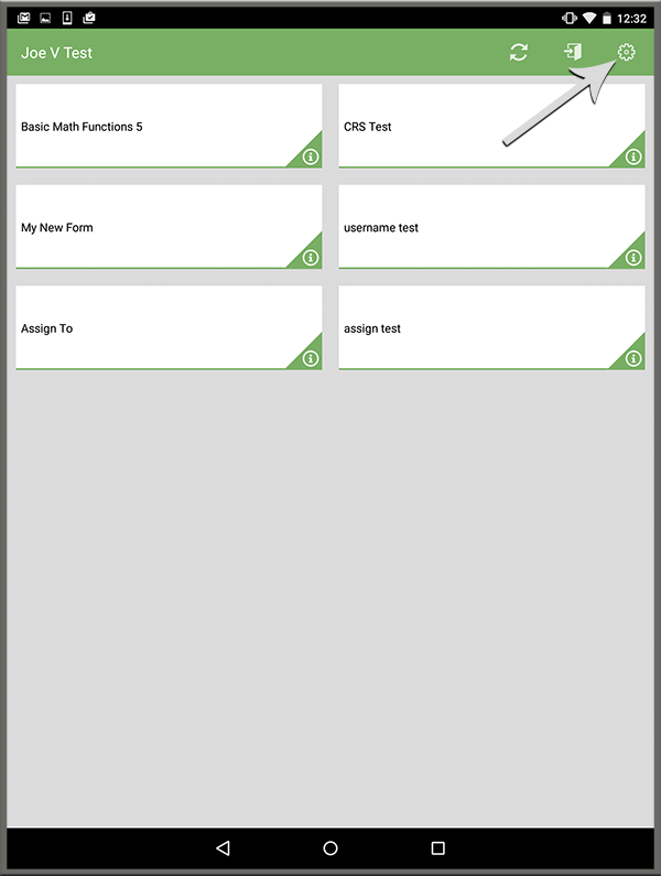 iform version android
