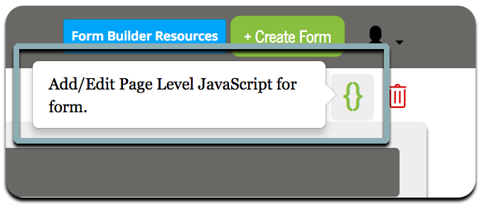 page level javascript